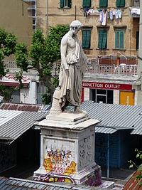 Livorno Monumento Leopoldo II Piazza XX Settembre 2.jpg