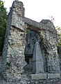 Livron, Drôme, France. Abbaye du vieux cimetière 02.jpg