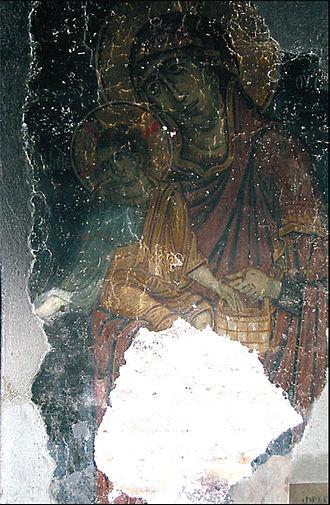 Our Lady of Ljeviš - Image: Ljeviska 007b