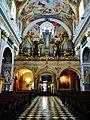 Ljubljana Kathedrale St. Nikolaus Innen 08.JPG
