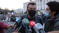 Ljubomir Stanisic em manifestação junto à Assembleia da República (Principais acontecimentos que marcaram o ano 2020, Agência Lusa).png