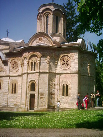 Princess Milica of Serbia - Ljubostinja monastery was founded by Princess Milica