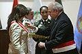 Llegada de la Ministra de Defensa de Ecuador (8508064995).jpg