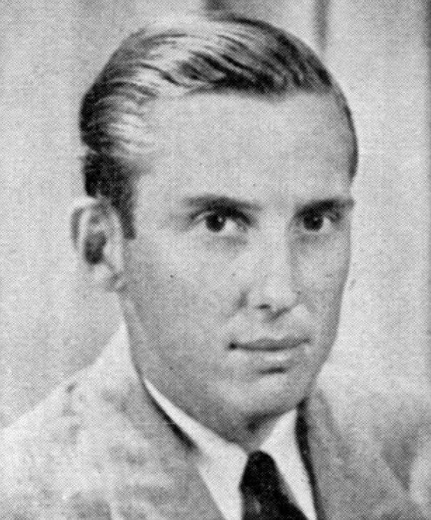 Lloyd Bentsen 83rd Congress