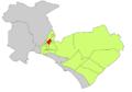 Localització del Rafal Vell respecte de Palma.png