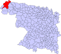 Porto within the Province of Zamora