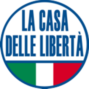 House of Freedoms - Image: Logo Casa delle Liberta