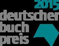Logo Deutscher Buchpreis 2015.png