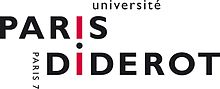 Logo of Paris Diderot University.jpg