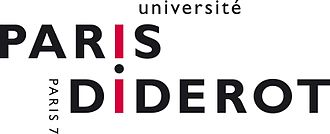 Paris Diderot University - Image: Logo of Paris Diderot University