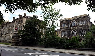 Royal Herbert Hospital - Image: London, Shooters Hill, Herbert Hospital 01