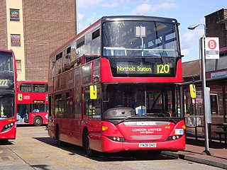 London Buses route 120