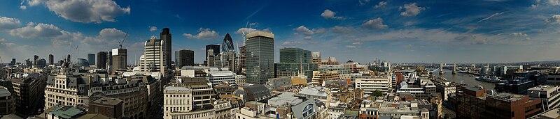 File:London panorama top monument.jpg