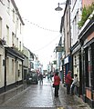 Looking down Palace Street towards the North Gate. - geograph.org.uk - 266722.jpg