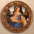 Lorenzo di credi, madonna col bambino e san giovannino, 1488-95, 01.jpg
