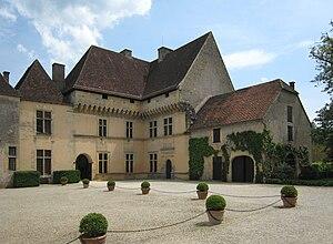 Château de Losse - The château de Losse