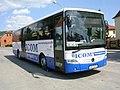 Louňovice pod Blaníkem, autobus linky E36.jpg