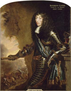 Polish–Lithuanian royal election, 1669 - Image: Louis, Grand Condé