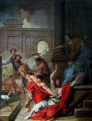 The Flagellation of Saint Paul and Saint Barnabas