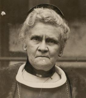 Louise Wright (activist) Danish philanthropist, feminist and peace activist