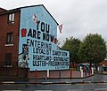 Loyalist mural, Sandy Row, Belfast - geograph.org.uk - 1478024.jpg