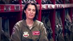 File:Lt Col Nicole Malachowski, USAF Female F-15E Fighter Pilot and The First Lady of Thunderbirds Air Demonstration Squadron.webm