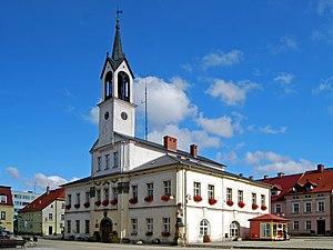 Lubawka - Town hall