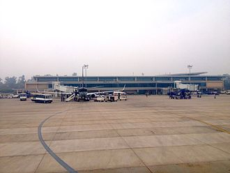 Chaudhary Charan Singh International Airport - CCS International Airport airside