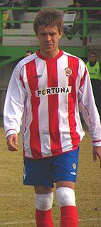 Luděk Pernica Czech footballer