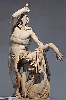 Ludovisi Gaul sculpture by Epigonus of Pergamum