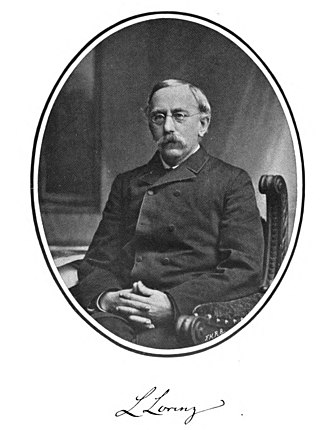 Ludvig Lorenz - Image: Ludvig Valentin Lorenz