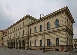 Ludwigstraße in München