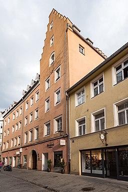 Ludwigstraße in Regensburg