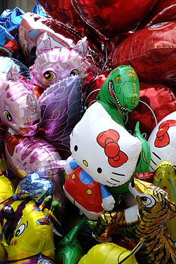Luftballons Hannover