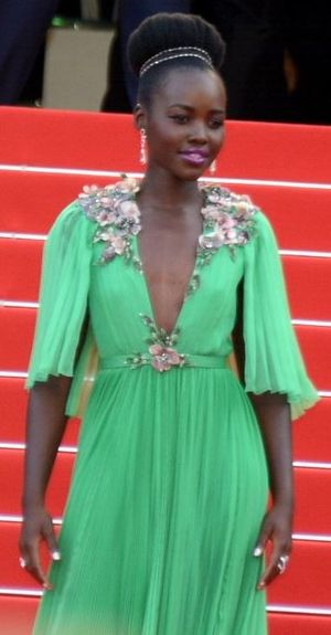 Lupita Nyong'o - Nyong'o at the 2015 Cannes Film Festival
