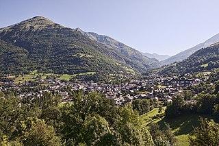 Luz-Saint-Sauveur Commune in Occitanie, France