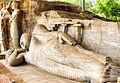 Lying Buddha Statue Polonnaruwa.jpg