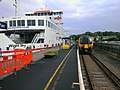 Lymington Pier Railway Station. - panoramio.jpg