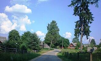 Dainava Forest - Image: Lynežeris 001