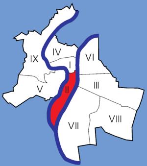 2nd arrondissement of Lyon - Image: Lyon Arrondissements 02