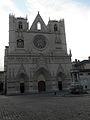 Lyon (69) Primatiale Façade ouest 02.JPG
