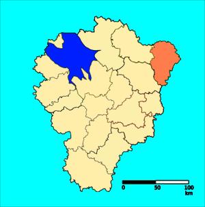 Lyubimsky District - Image: Lyubimsky District, Yaroslavl Oblast