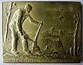 Médaille UNION NATIONALE DES CHEMINOTS 1914-1916. Graveur Charles FOERSTER (1).JPG