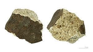 Chondrite - Ordinary chondrite LL6