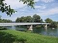 Mühlau Brücke Reuss Hünenberg ZG - Mühlau AG 20160804-jag9889.jpg