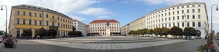 MünchenMaxvorstadt – Reiseführer und Reiseinformatione