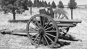 3-inch M1902 field gun - M1905 model