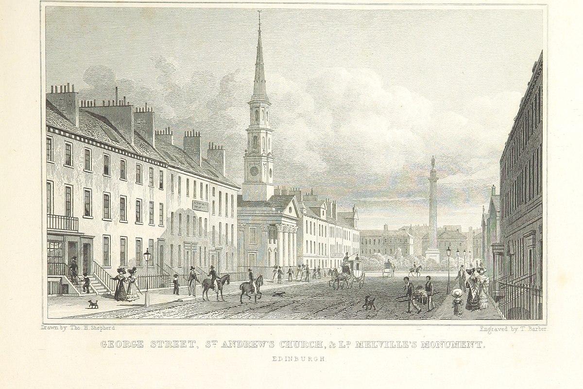 George Street Edinburgh Wikipedia