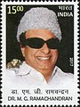 MG Ramachandran 2017 stamp of India 2.jpg