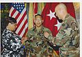 MG Raymond Odierno and Renee Bryant pin BG Albert Bryant Jr.jpg